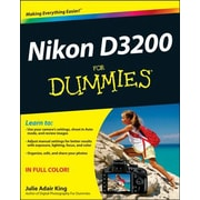 Nikon D3200 for Dummies, Paperback (9781118446836)
