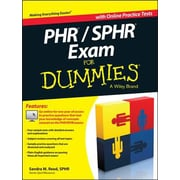 PHR/SPHR Exam For Dummies, Paperback (9781118603628)