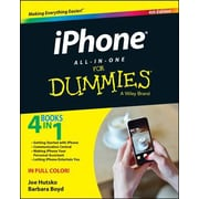 iPhone All-In-One for Dummies, 0004, Paperback (9781118932186)