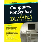 Computers for Seniors for Dummies, 0004, Paperback (9781119049555)