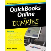 QuickBooks Online for Dummies, 0002, Paperback (9781119127338)