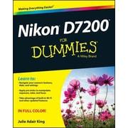 Nikon D7200 for Dummies, Paperback (9781119134152)