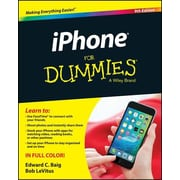 iPhone for Dummies, 0009, Paperback (9781119137771)