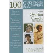 100 Questions & Answers about Ovarian Cancer, 0003, Paperback (9781284090284)