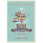 My Travel Journal, Paperback (9781320835022)
