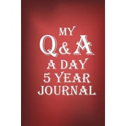 Q&A a Day Journal 5 Year, Paperback (9781320840941)