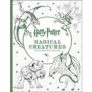 Harry Potter Magical Creatures Coloring Book, Paperback (9781338030006)