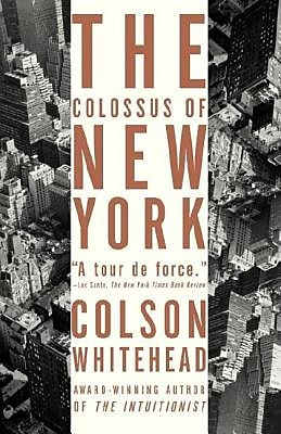 The Colossus of New York, Paperback (9781400031245) 2169685