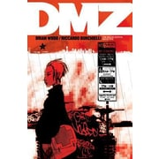 DMZ, Book Five, Hardcover (9781401258436)