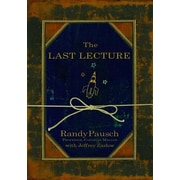 The Last Lecture, Hardcover (9781401323257)