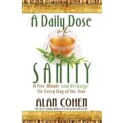A Daily Dose of Sanity, Paperback (9781401925888)