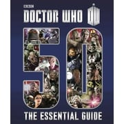 Doctor Who: Essential Guide to 50 Years of Doctor Who, Hardcover (9781405914000)