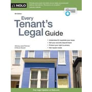 Every Tenant's Legal Guide, 0008, Paperback (9781413321364)