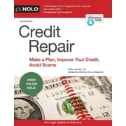 Credit Repair: Make a Plan, Improve Your Credit, Avoid Scams, 0012, Paperback (9781413321548)