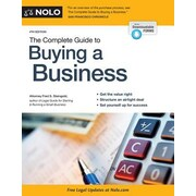 The Complete Guide to Buying a Business, 0004, Paperback (9781413321746)