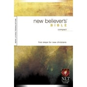 New Believer's Bible-NLT-Compact, Paperback (9781414333946)