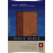 Slimline Center Column Reference Bible-NLT, Hardcover (9781414368368)