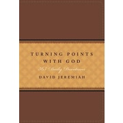 Turning Points with God: 365 Daily Devotions, Hardcover (9781414380483)