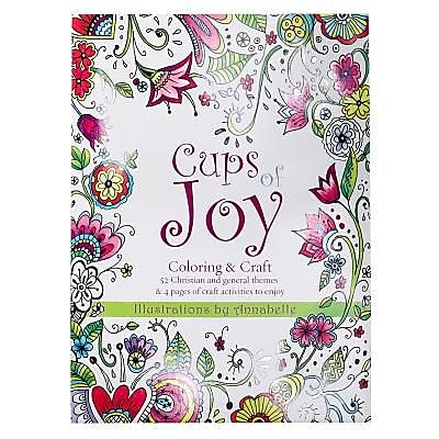 Coloring Book Cups of Joy, Paperback (9781415335055) 2282944