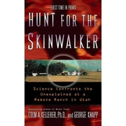 Hunt for the Skinwalker: Science Confronts the Unexplained at a Remote Ranch in Utah, Paperback (9781416505211)