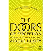 The Doors of Perception and Heaven and Hell, Hardcover (9781417628599)
