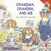 Grandma, Grandpa, and Me, Hardcover (9781417781614)