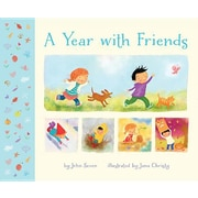 A Year with Friends, Hardcover (9781419704437)