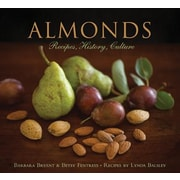 Almonds: Recipes, History, Culture, Hardcover (9781423634645)