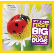 Little Kids First Big Book of Bugs, Hardcover (9781426317231)