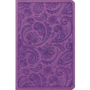 Compact Bible-ESV-Paisley Design, Hardcover (9781433524363)