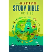 Illustrated Study Bible for Kids-HCSB, Hardcover (9781433603228)