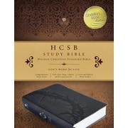Study Bible-HCSB, Hardcover (9781433617812)
