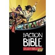 Action Bible Study Bible-ESV, Hardcover (9781434708717)