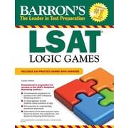 Barron's LSAT Logic Games, Paperback (9781438002057)