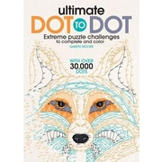 Ultimate Dot to Dot: Extreme Puzzle Challenge, Paperback (9781438008554)