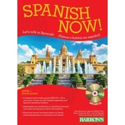 Spanish Now! Level 1 [With CD (Audio)], 0008, Paperback (9781438075235)