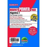 Algebra I Power Pack, Paperback (9781438075747)