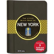 The Little Black Book of New York: The Essential Guide to the Quintessential City, Hardcover (9781441315878)