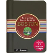 The Little Black Book of Boston: The Essential Guide to the Heart of New England, Hardcover (9781441315908)