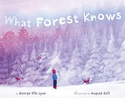 What Forest Knows, Hardcover (9781442467750) 2176547