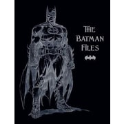 The Batman Files, Paperback (9781449462147)