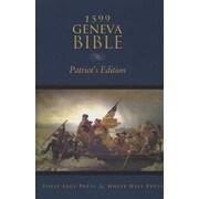 1599 Geneva Bible-OE-Patriot's, Hardcover (9781450742498)