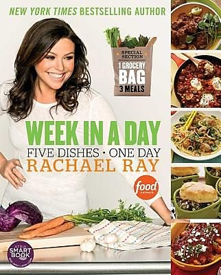 Week in a Day: 5 Dishes > 1 Day, Paperback (9781451659757) 2181054