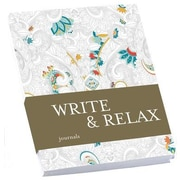 Write & Relax Journals, Paperback (9781454709541)