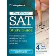 Official SAT Study Guide (2016 Edition), Paperback (9781457304309)