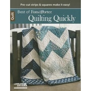 Quilting Quickly, Paperback (9781464714887)