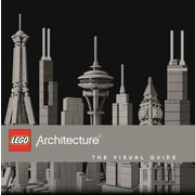 Lego Architecture: The Visual Guide, Hardcover (9781465422866)