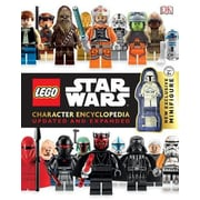 Lego Star Wars Character Encyclopedia, Hardcover (9781465435507)