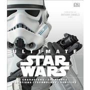Ultimate Star Wars, Hardcover (9781465436016)