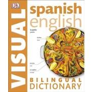 Spanish English Bilingual Visual Dictionary, Paperback (9781465436993)
